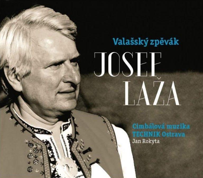CD Valašský zpěvák Josef Laža